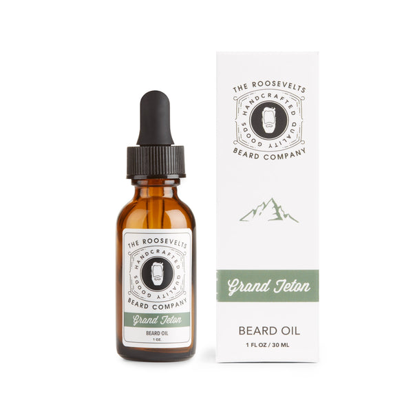 The Roosevelts Co. Beard Oil
