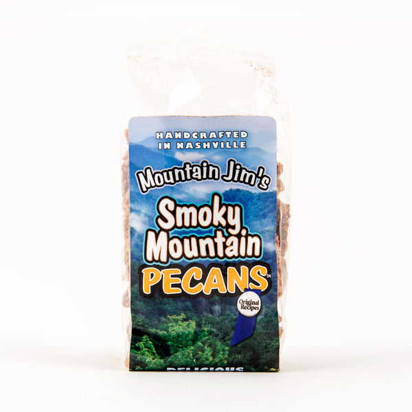 Mountain Jim Smoky Mountain Pecans