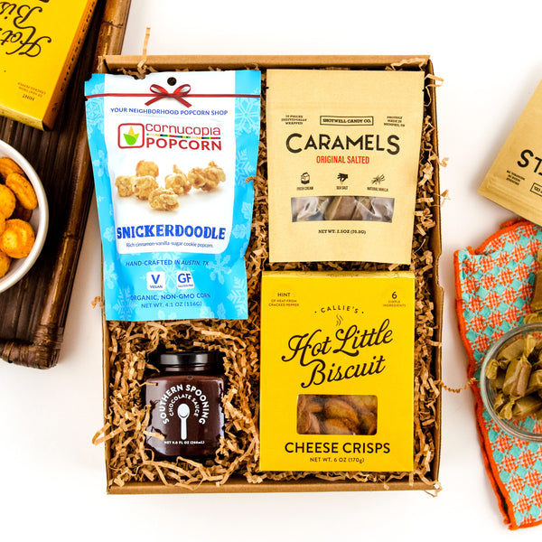 Southern Snacks Gift Set