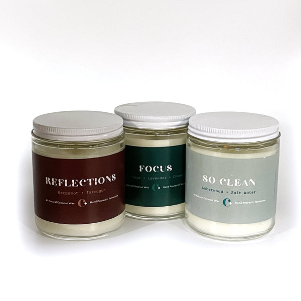 The Clarity Shop Candles