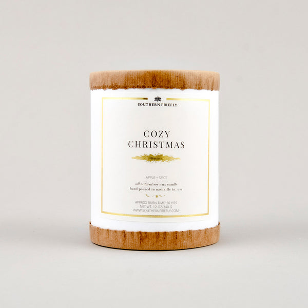 Southern Firefly Candles - Holiday Collection