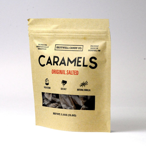 Shotwell Candy Co. Caramels
