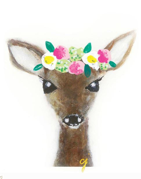products/FloralDeer.jpg