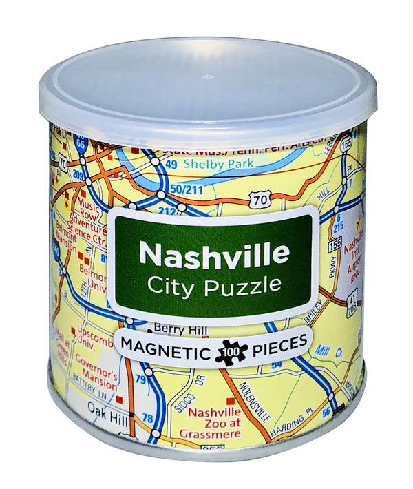 Geotoys Magnetic Puzzles