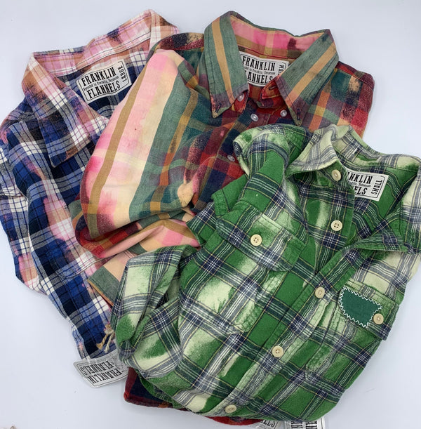 Franklin Flannels Shirts