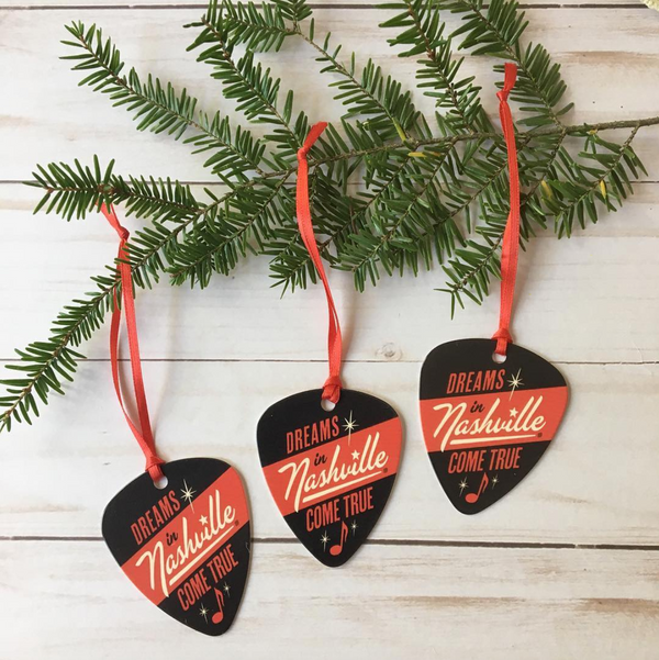 Spirit of Nashville Ornament