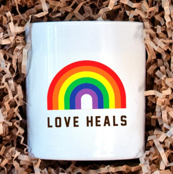 Thistle Farms Rainbow Love Heals Candle