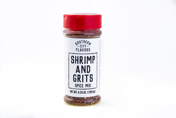 Southern City Flavors Shrimp and Grits Kit
