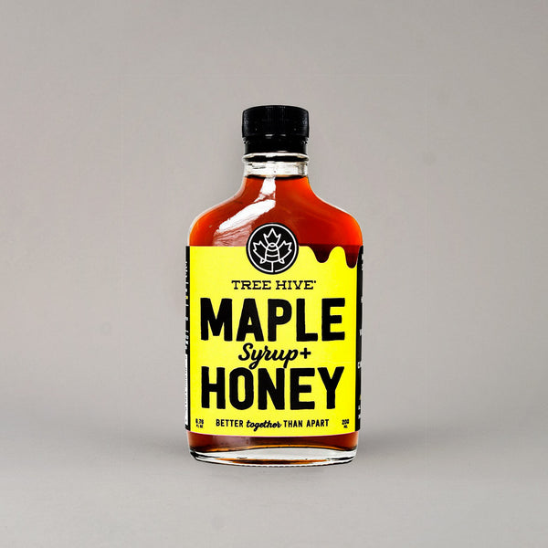 Tree Hive Maple + Honey Syrup