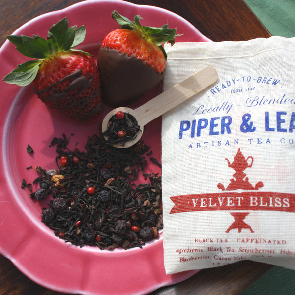Piper and Leaf Muslin Sachet