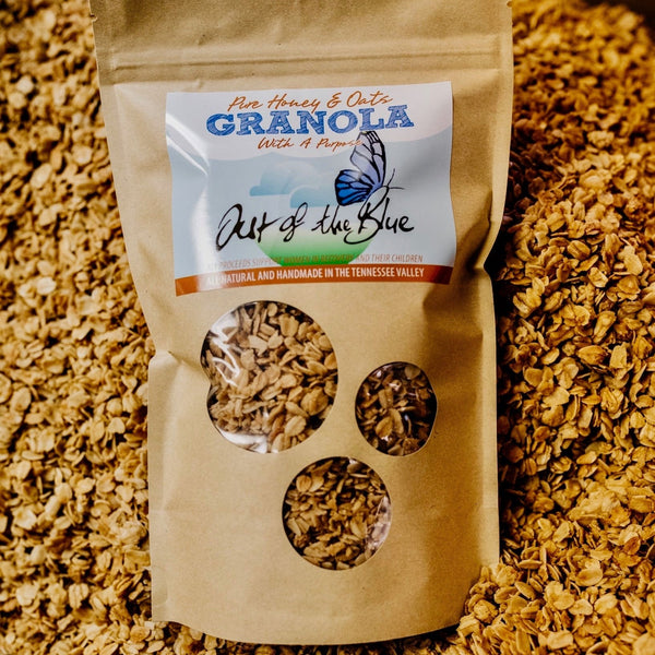 Blue Monarch Granola