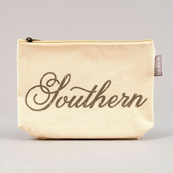 Southern Fried Design Zipper Pouch
