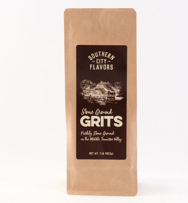 Southern City Flavors Stone Ground Grits