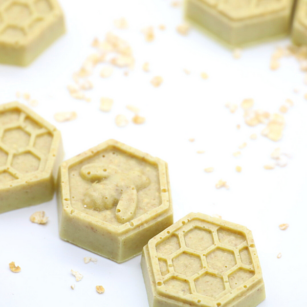 Ginger & Honey Oat + Honey Soap Bar
