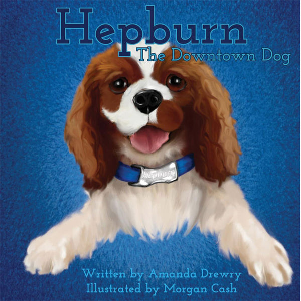 Hepburn the Downtown Dog