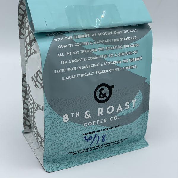 8th and Roast Whole Bean Coffee
