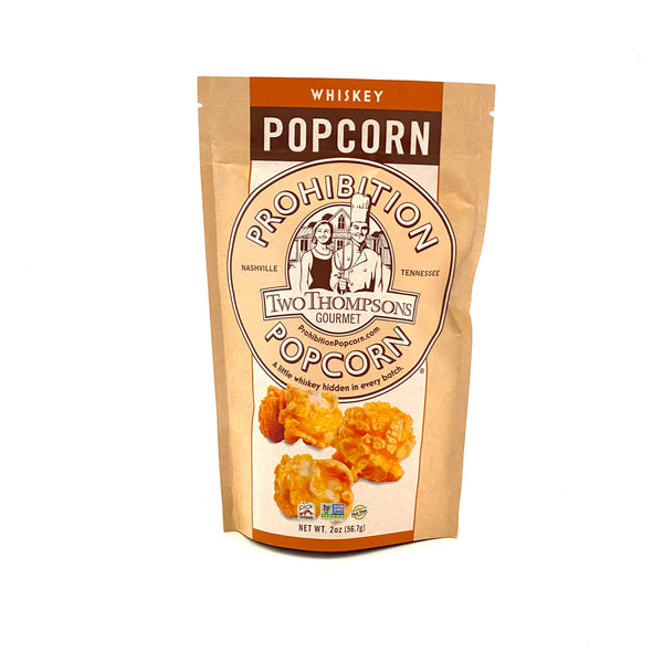 Two Thompsons Gourmet Prohibition Popcorn