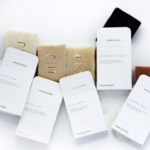 Nash and Jones Cleansing Bar