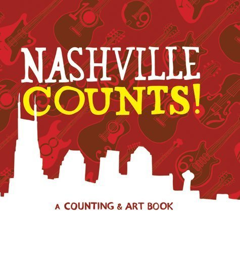 Nashville Counts! Book