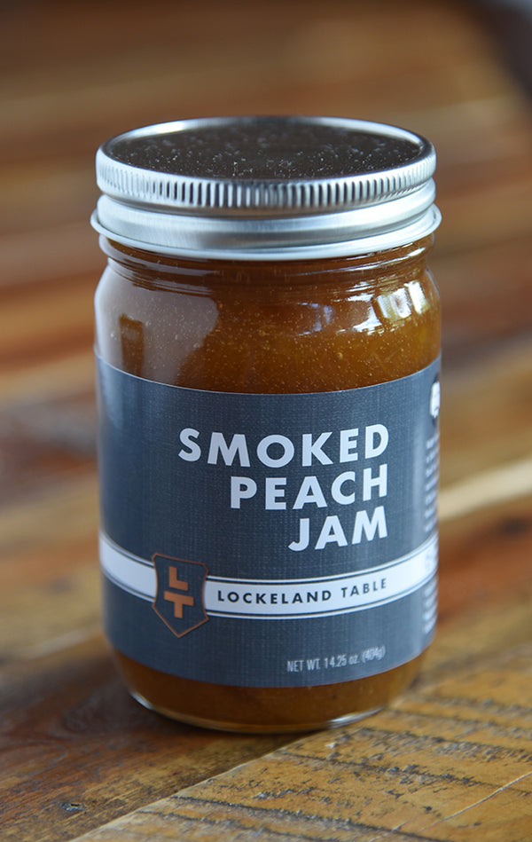 Lockeland Table Smoked Peach Jam