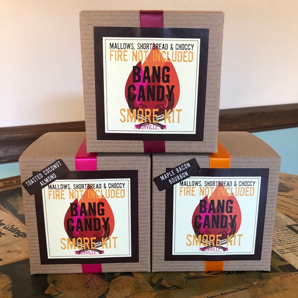 Bang Candy Co. S'more Kit