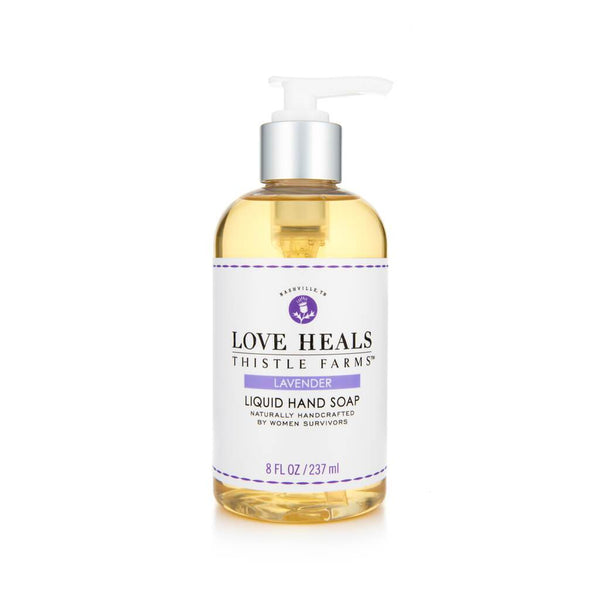 Thistle Farms Lavender Liquid Soap