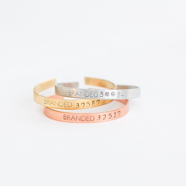 Branded Collective Cuff