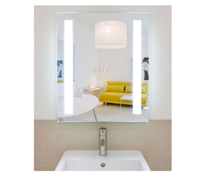 Fusion LED Lighted Mirror