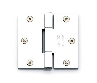 Pair of Square Barrel Hinge