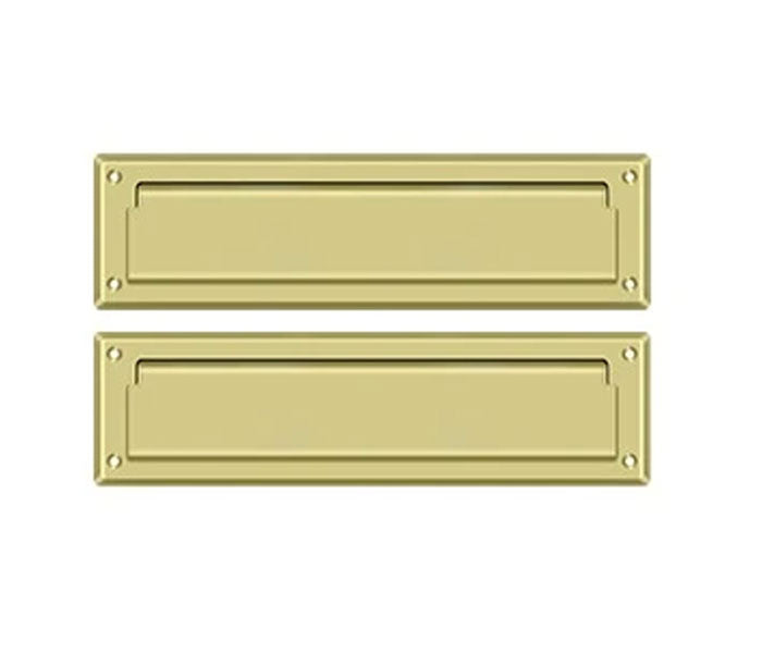 "Traditional 13 1/8"" Back to Back Mail Slot"