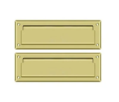 "Traditional 8 7/8"" Back to Back Mail Slot"