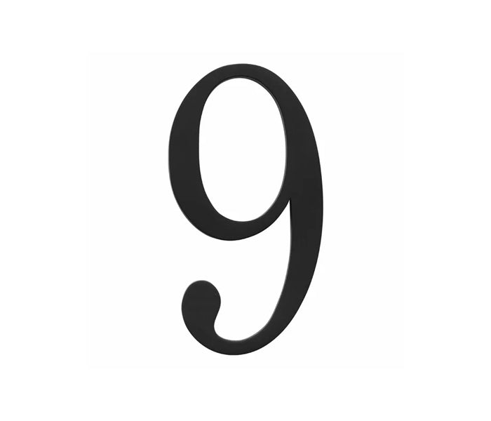 "Traditionalist 6"" House Numbers"