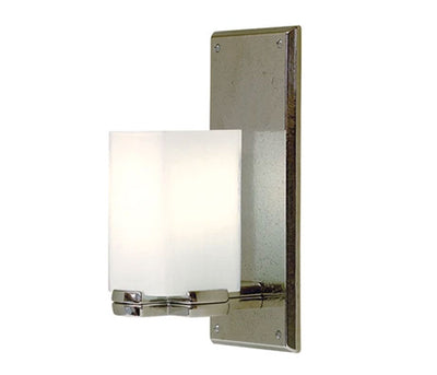 Truss Sconce with Rectangular Escutcheon