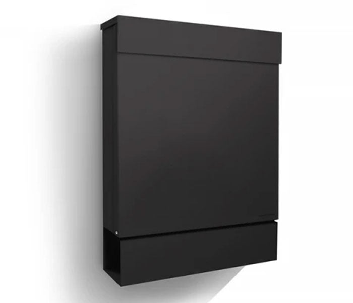 Wall Mount Letterman Mini Mailbox