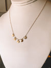 Lyra Necklace- Gold