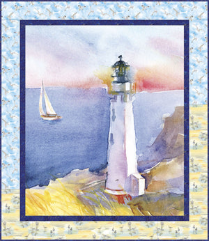 At the Shore Quilt -- FREE PATTERN