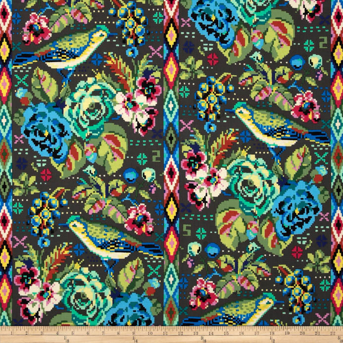 Fabric Celestial Dusk from Hapi Collection by Amy Butler for Free Spirit.