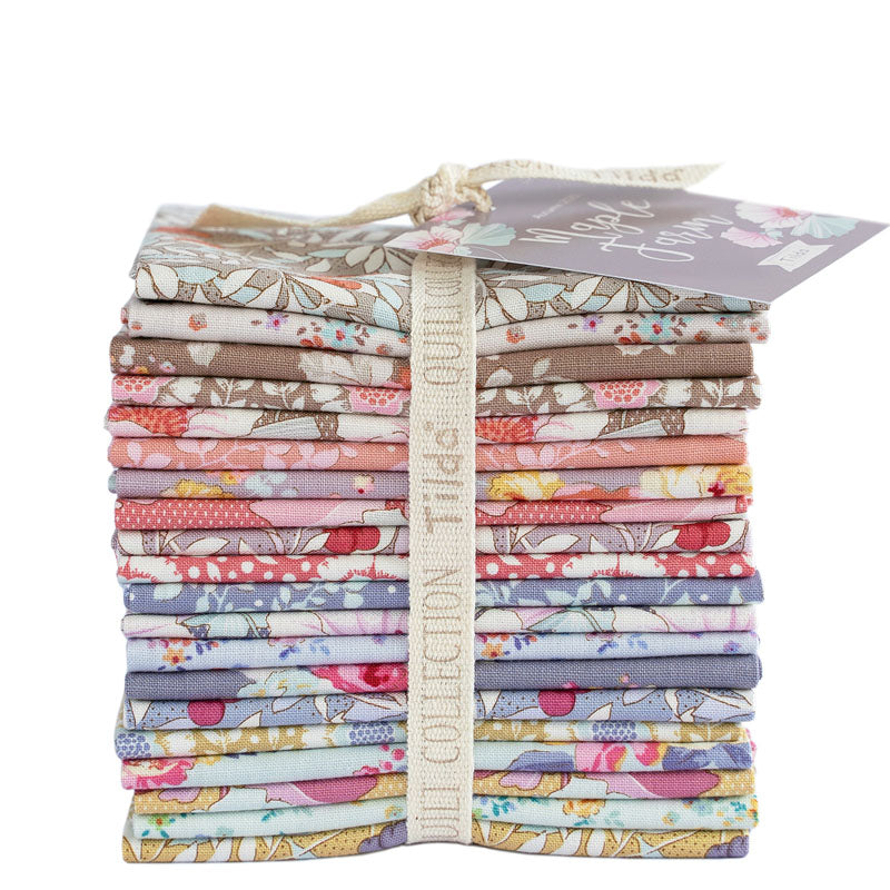 Fabric, 20 Fat 1/8s bundle from Tilda, Maple Farm Collection 300083