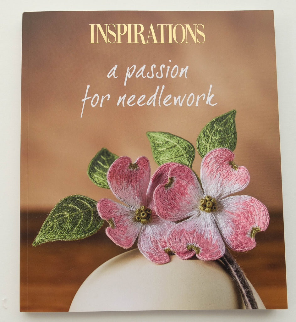 Inspirations - Embroidery Book A Passion For Needlework from Australia