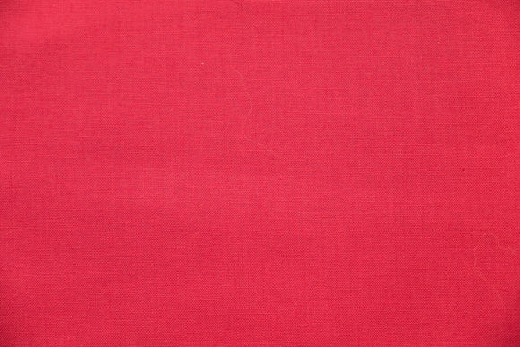 Fabric from Tilda, Solids Collection, Red 120021