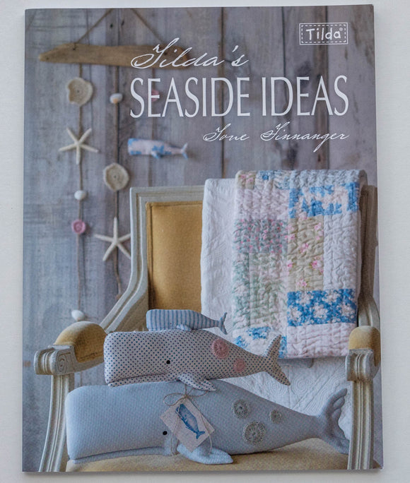 Tilda's Seaside Ideas Book by Tone Finnanger, U7653