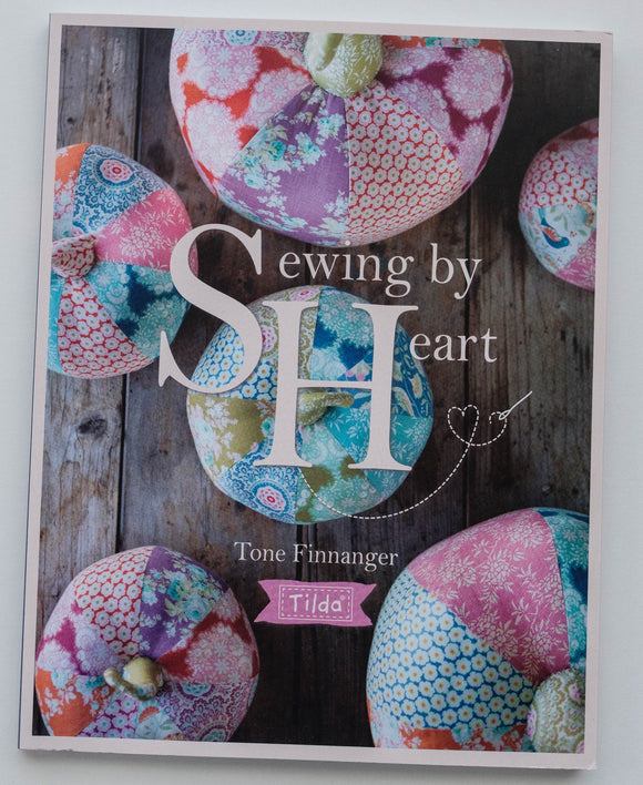 Tilda Sewing by Heart Book by Tone Finnanger R6766