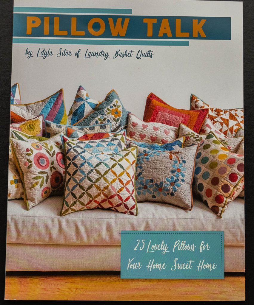 Edyta Sitar Book Pillow Talk, SKU ISE-934