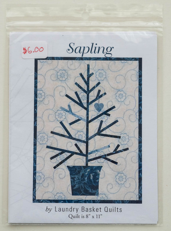 Sapling Pattern by Edyta Sitar from Laundry Basket Quilts, LBQ-0489-M