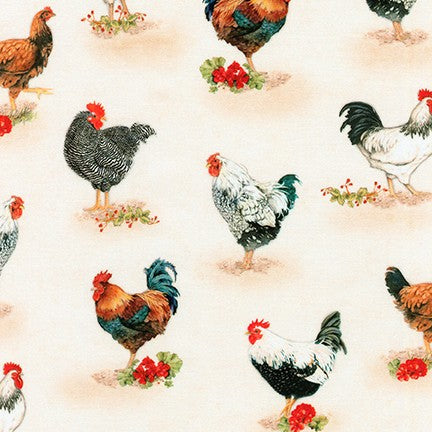 Fabric AGBD-18644-276 COUNTRY  from Down On The Farm Collection, from Robert Kaufman