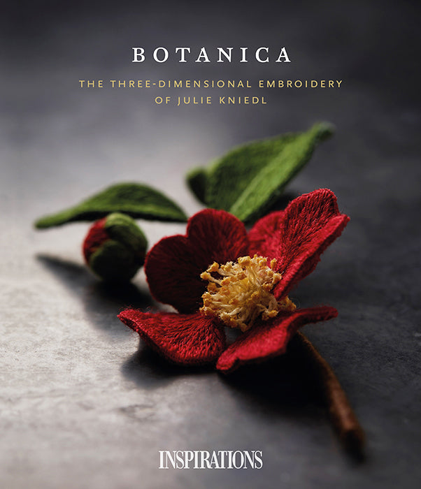 Botanica - The three-dimensional embroidery of Julie Kniedl