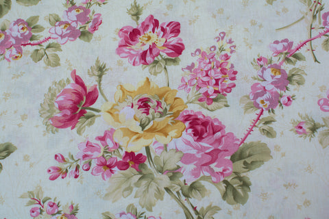 Quilting Fabric Rosemont Gazebo by Benartex Style # 02280