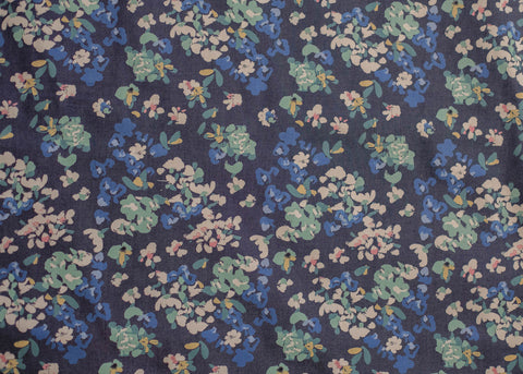 "Fabric Denim PRINTS from Art Gallery, 56"" wide, Denim Studio Collection Style DEN-P-1000"