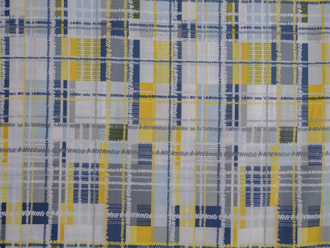 Fabric Blueberry Cobbler Plaid from Art Gallery, Capsules Collection CAP-P-1002