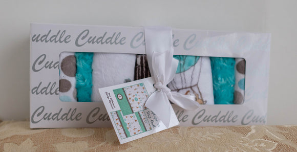 Shannon Fabrics Lullaby Cuddle Kit Be Brave!